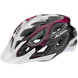ALPINA Fahrradhelm Mythos 2.0 white-purple-titanium