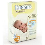 Подгузники Huggies Newborn Econom (2) 3-6 кг, 66 шт.