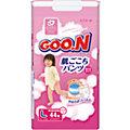 Подгузники-трусики Goon, L 9-14 кг, для девочек, 44 шт.