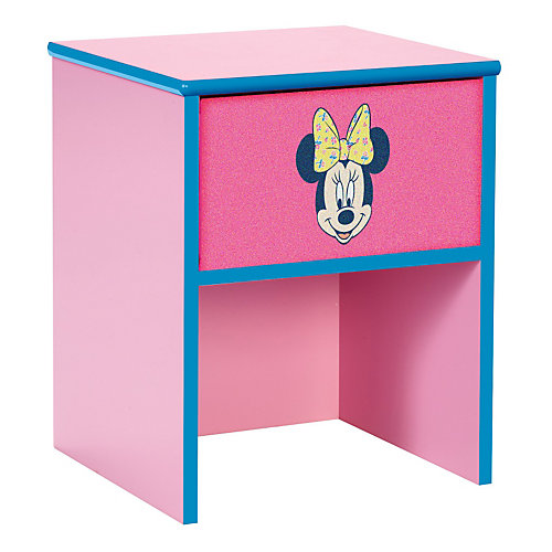 minnie mouse nachttisch b2b trade. Black Bedroom Furniture Sets. Home Design Ideas