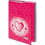 McNeill Heftbox A4 Hearts