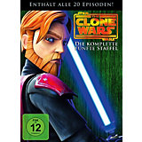 DVD Star Wars The Clone Wars - Season 5