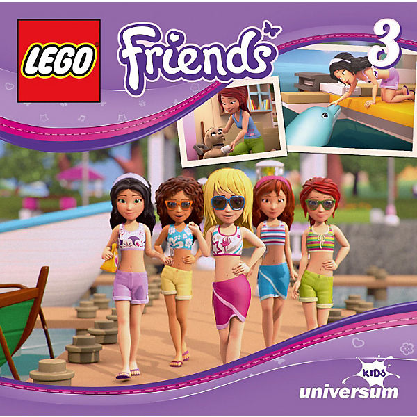 CD LEGO Friends 03