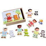 HABA 300140 Holzpuzzle Kinder der Welt
