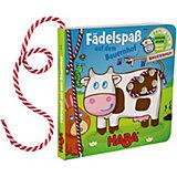 HABA 7618 Fädelbuch - Fädelspaß auf dem Bauernhof