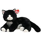 Кошка Shadow (черная), 25 см