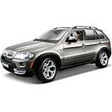 Машина BMW X5 1:18, Bburago
