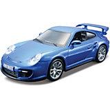 Машина  Porsche 911 GT2 металл.,сборка, 1:32,Bburago