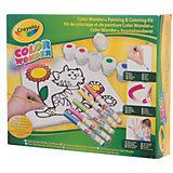 Набор для рисования и раскрашивания Color Wonder, Crayola