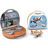 Конструктор самолетик  Дасти  в чемоданчике, Smoby