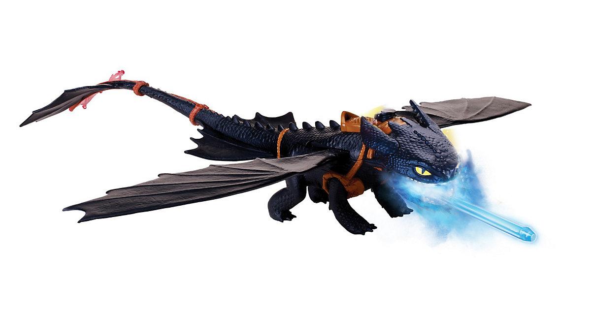 Dragons Nachtschatten Ohnezahn Deluxe 40 cm lang