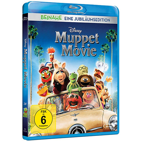 BLU-RAY Muppet Movie - SE