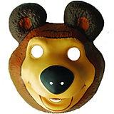 """Маска """"Медведь"""", Маша и медведь"""