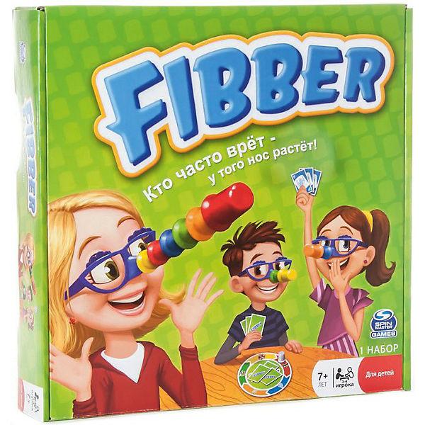 """Настольная игра """"FIBBER"""", Spin Master"""