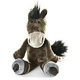 Лошадь коричневая, 25 см, NICI