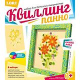 """Квиллинг-Панно """"Солнечные цветы"""", LORI"""
