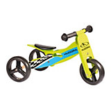 wooden running-tricycle, green