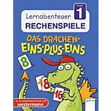 Lernabenteuer: Rechenspiele Klasse 1 (Kartenspiel)