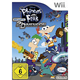 Wii Phineas&Ferb - Quer durch die 2. Dimension