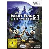 Wii  Micky Epic - Die Macht der 2