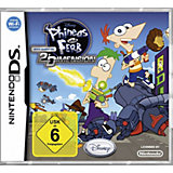 NDS Phineas&Ferb - Quer durch die 2. Dimension