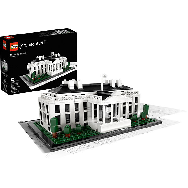 LEGO 21006 Architecture: The White House