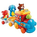 """Развивающая игрушка """"Музыкальный поезд"""", со светом и звуком, Vtech"""