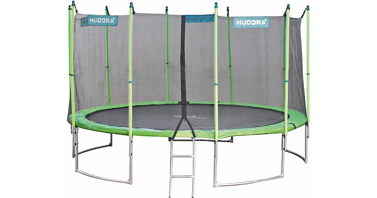 hudora family trampolin 400 preisvergleich. Black Bedroom Furniture Sets. Home Design Ideas