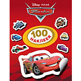 Тачки, 100 наклеек, Cars