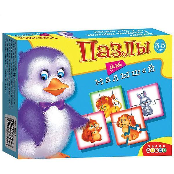Пазлы для малышей (2531), Дрофа-Медиа