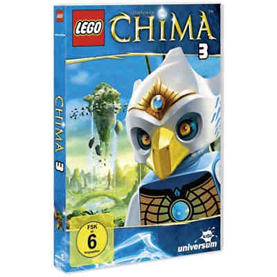 DVD LEGO Legends of Chima 03