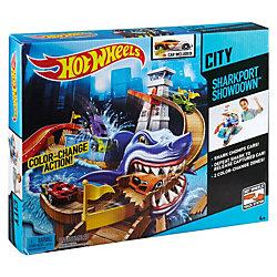 "Игровой набор ""Порт акул"" из серии Color Shifters, Hot Wheels"