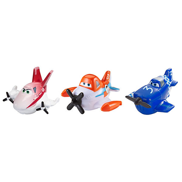 Planes Micro Drifters 3er Pack