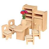 Puppenhausmöbel Esszimmer
