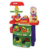 Супермаркет (касса, весы, продукты), Играем вместе