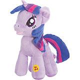 Мягкая игрушка Пони Искорка, со светом и звуком, My little Pony, МУЛЬТИ-ПУЛЬТИ