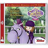 CD Sofia die Erste 01 - Eine Prinzessin unter Prinzen/Die königliche Übernachtungsparty