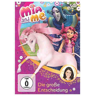 DVD Mia and me 13 - Die große Entscheidung