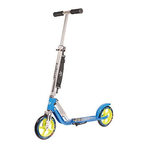 - Scooter Big Wheel 205 mm blau