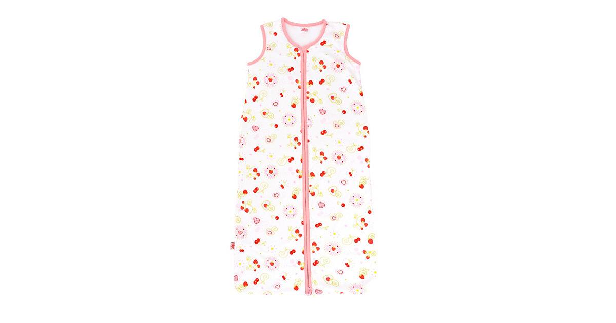 Sommer- Schlafsack Cherry, Jersey rosa Gr. 130