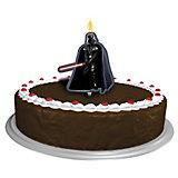 Kuchenkerze Darth Vader