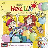 CD Hexe Lilli-...feiert Geburtstag