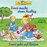 CD Conni-38: Conni Macht Einen Ausflug/Geht Auf Reise