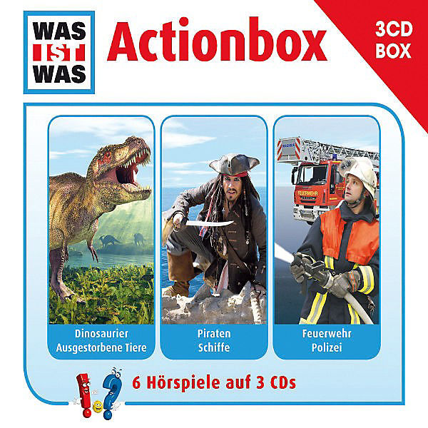cd was ist was actionbox universal mytoys. Black Bedroom Furniture Sets. Home Design Ideas