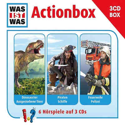 CD Was Ist Was - Actionbox