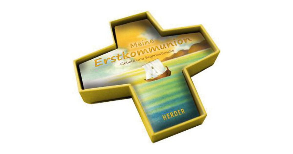 Buch - Meine Erstkommunion, Karten