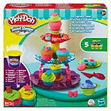 Игровой набор Башня из кексов, Play-Doh