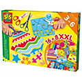 Creative 3-6 Lernkreativset Ich lerne schneiden Big Box
