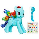 My Little Pony Super-Salto Rainbow Dash