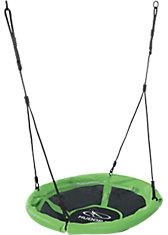 Nestschaukel grün